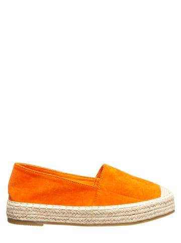 Sixth Sens Espadrilles oranje