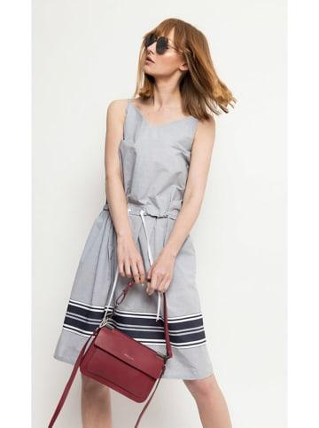Deni Cler Kleid in Grau