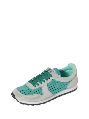 Colors of California Sneakersy w kolorze szaro-niebieskim