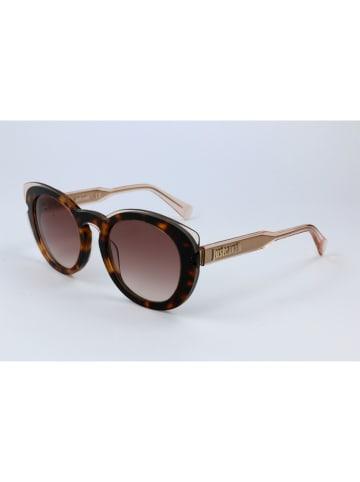 Just Cavalli Damen-Sonnenbrille in Braun