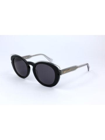 Just Cavalli Damen-Sonnenbrille in Schwarz/ Grau