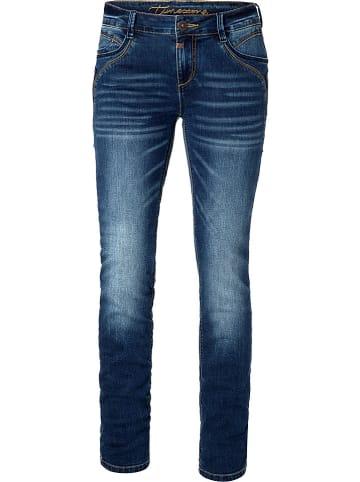 "Timezone Jeans ""Sera"" - Slim fit - in Dunkelblau"