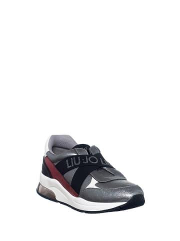 Liu Jo Sneakersy w kolorze ciemnoszarym