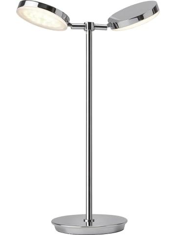 """Sompex LED-Tischleuchte """"Konge"""" in Chrom - (H)40 cm"""