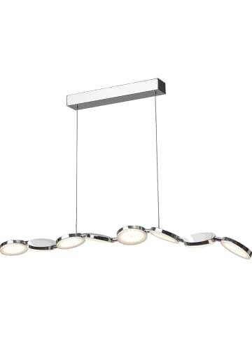 "Sompex LED-Hängeleuchte ""Konge"" in Chrom - (B)140 x (T)10 cm"