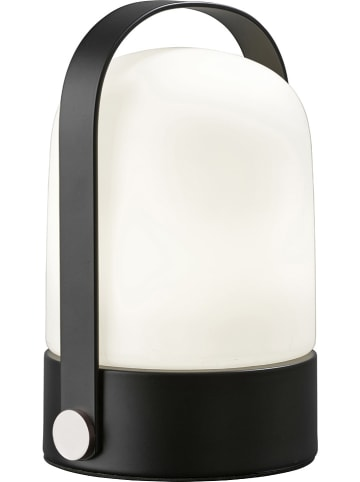 "Sompex Tafellamp ""Soft"" wit/zwart - (H)23 cm"