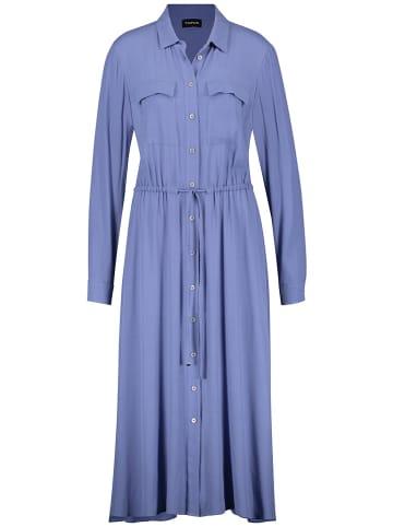 TAIFUN Sukienka w kolorze błękitnym