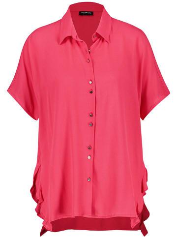 TAIFUN Bluse in Pink