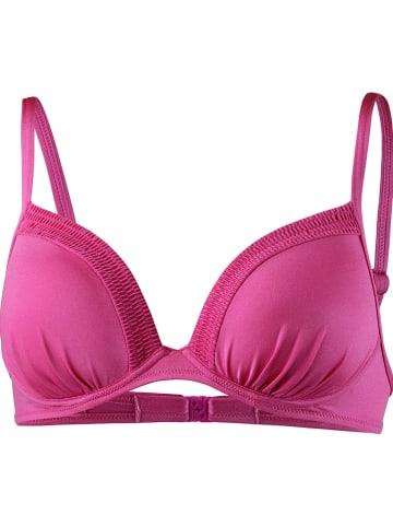Watercult Biustonosz bikini w kolorze różowym