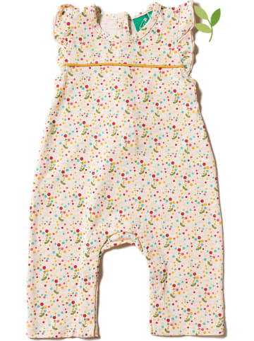 Little Green Radicals Overall in Creme