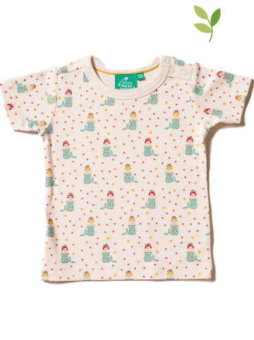 Little Green Radicals Shirt crème/Bunt