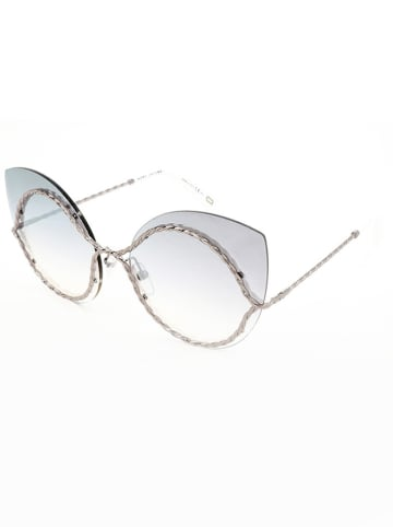 Marc Jacobs Damen-Sonnenbrille in Silber/ Grau