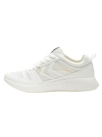 "Hummel Sneakersy ""Minneapolis"" w kolorze białym"