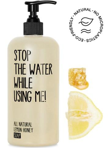 "STOP THE WATER WHILE USING ME! Zeep ""Lemon Honey"", 200 ml"