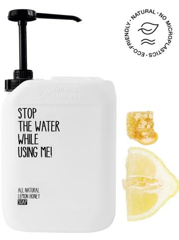 "STOP THE WATER WHILE USING ME! Zeep ""Lemon Honey"", 5000 ml"