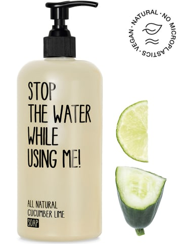 """STOP THE WATER WHILE USING ME! Zeep """"Cucumber Lime"""", 200 ml"""
