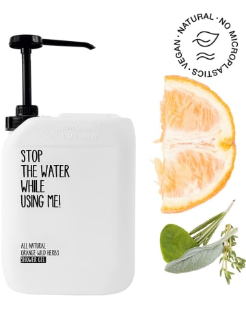 """STOP THE WATER WHILE USING ME! Douchegel """"Orange Wild Herbs"""", 2000 ml"""