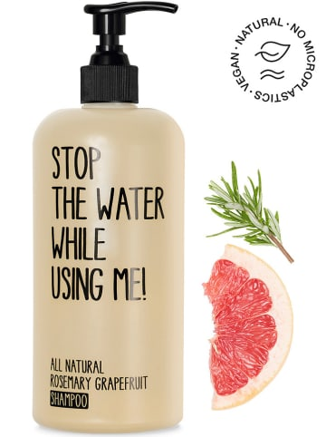 """STOP THE WATER WHILE USING ME! Shampoo """"Rosemary Grapefruit"""" - 500 ml"""