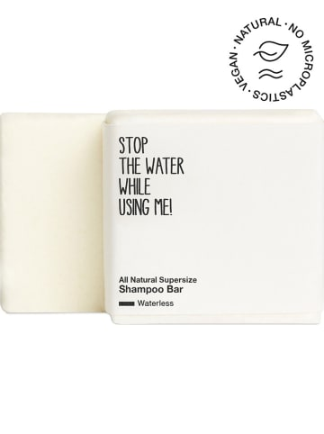 """STOP THE WATER WHILE USING ME! Shampoo-bar """"Waterless XXL, 500 g"""