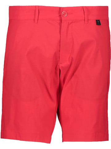 """Peak Performance Funktionsshorts """"Nah"""" in Rot"""