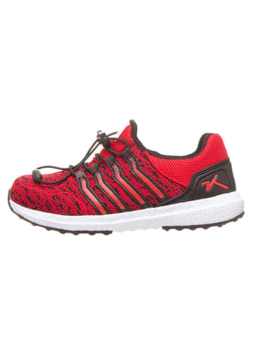 "Kastinger Sneakers ""Colorkids Elastic"" in Rot"