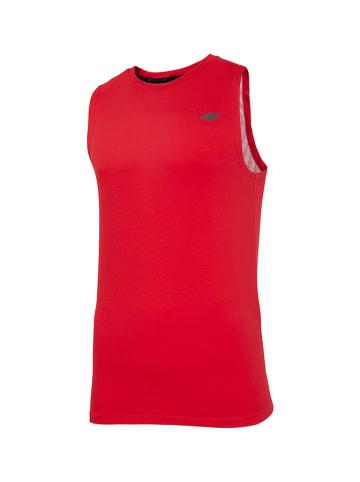 4F Trainingsshirt rood