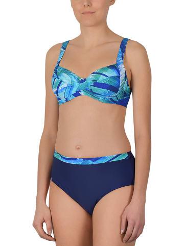 Naturana Bikini w kolorze niebieskim