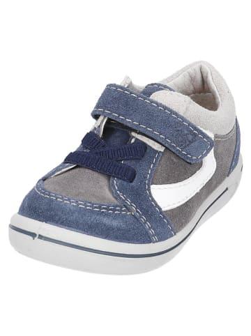 """PEPINO Leder-Sneakers """"Tommy"""" in Grau"""