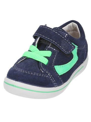 """PEPINO Skórzane sneakersy """"Tommy"""" w kolorze granatowym"""
