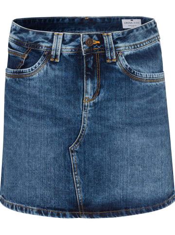"""Cross Jeans Rok """"Mariella"""" blauw"""