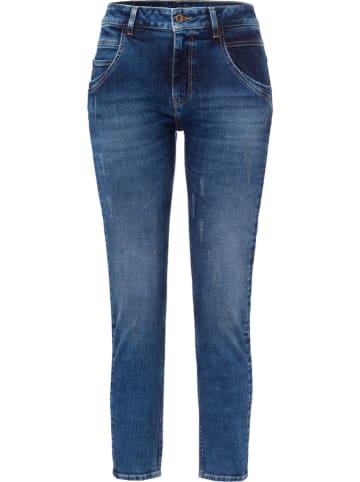 """Cross Jeans Dżinsy """"Tanya"""" - Slim fit - w kolorze niebieskim"""