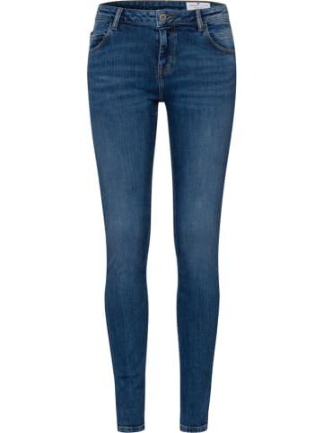 "Cross Jeans Jeans ""Page"" - Super Skinny fit - in Blau"