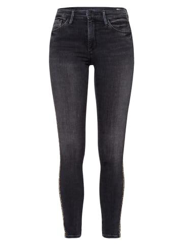 """Cross Jeans Spijkerbroek """"Natalia"""" - super skinny fit - zwart"""