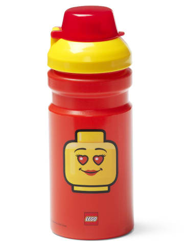 "LEGO Drinkfles ""Iconic"" rood/geel - 390 ml"