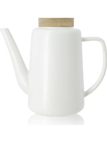 Pirouette Imbryk w kolorze białym do herbaty - 1,2 l