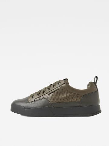 "G-Star Sneakers ""Rackam Core"" kaki"