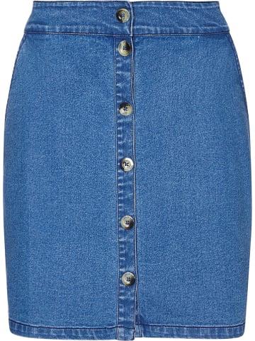Yumi Spijkerrok blauw