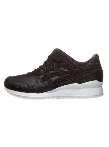 """Asics Sneakersy """"Gel Lyte III"""" w kolorze czarnym"""