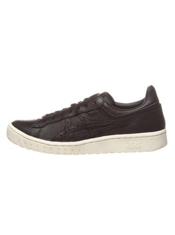 """Asics Leren sneakers """"Gel PTG"""" zwart"""