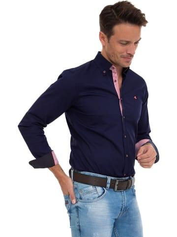 """SIR RAYMOND TAILOR Koszula """"Doyle"""" - Modern fit - w kolorze granatowym"""