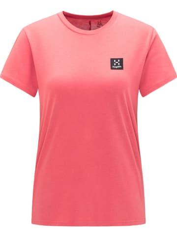 """Haglöfs Shirt """"Lyocell"""" in Pink"""