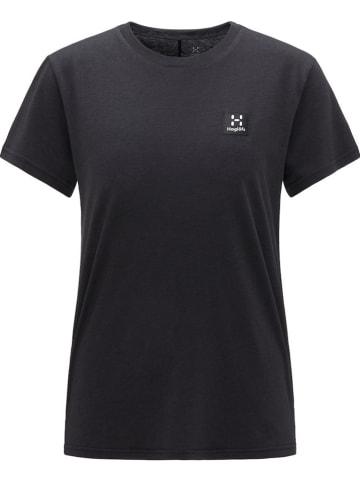 "Haglöfs Shirt ""Lyocell"" in Schwarz"