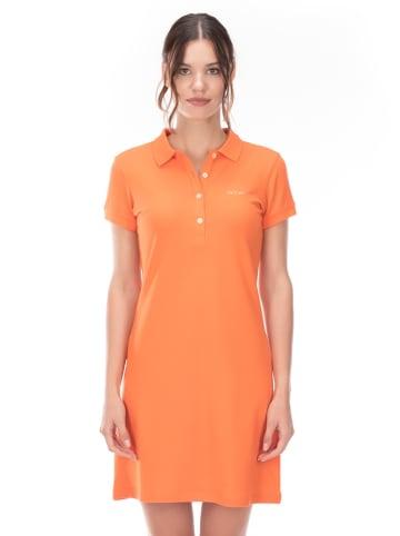 Galvanni Kleid in Orange