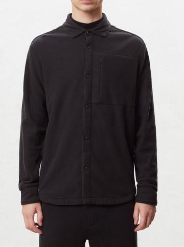 """Napapijri Fleece vest """"Tael"""" zwart"""