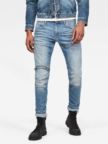 """G-Star Spijkerbroek """"5630 3D"""" - skinny fit - lichtblauw"""