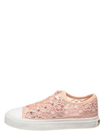 Miss Sixty Sneakers lichtroze