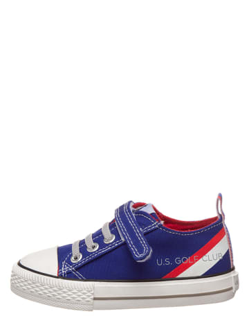 U.S. Golf CLUB junior Sneakers in Blau