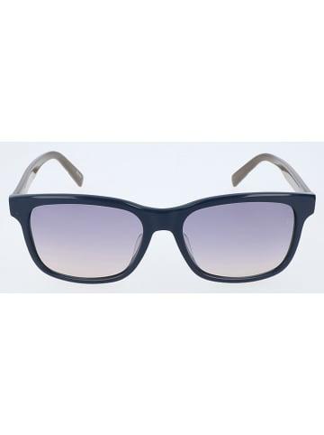 Ermenegildo Zegna Herenzonnebril donkerblauw/paars