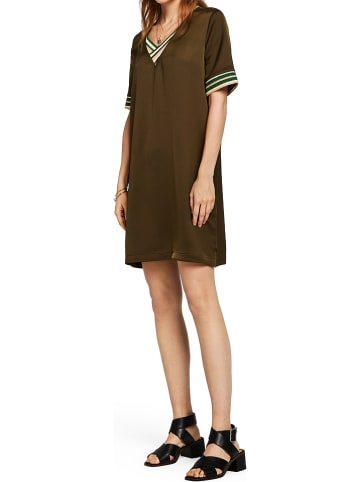 Scotch & Soda Kleid in Khaki