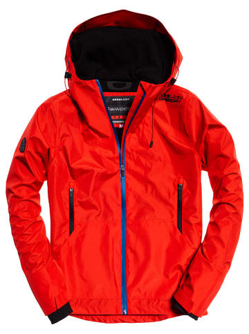 "Superdry Windbreaker ""Arctic Elite Windcheater"" rood"